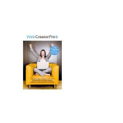 Lm soft grafische software: LMSOFT pc ESD-download WebCreator 6 PRO, Volledig Nederlandstalig