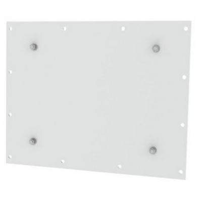 SMS Smart Media Solutions SMS Wallplate 3D M Muur & plafond bevestigings accessoire - Wit