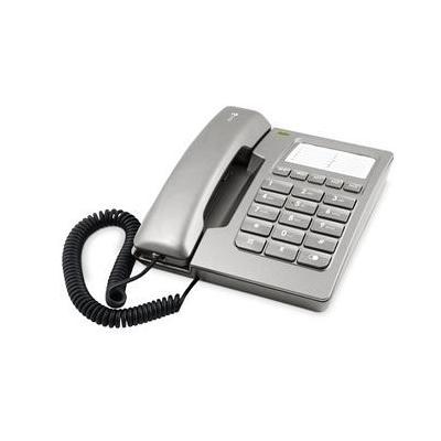 Doro dect telefoon: 912C - Grijs