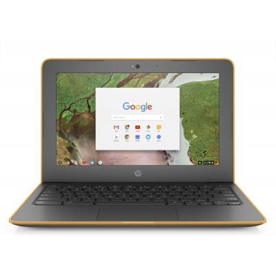 Hp laptop: Chromebook Chromebook 11 G6 EE - Zilver (Demo model)