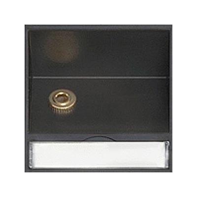Kindermann Audio Module, 3.5mm Digitale & analoge i/o module - Zwart