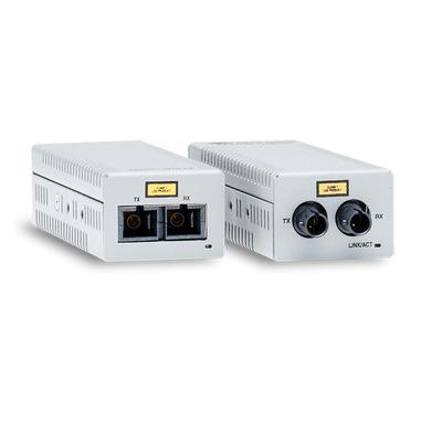Allied Telesis AT-DMC100/LC-00 Media converter - Grijs