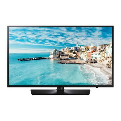 Samsung : 4K UHD Hospitality Display 55 inch HF690 - Zwart