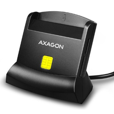 Axagon CRE-SM2 smart card lezers