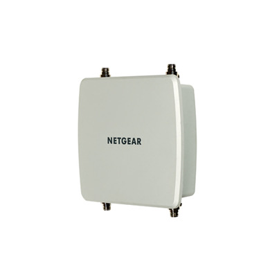 Netgear WND930 Dual-Band Wireless N PoE Powered Outdoor Access point - Wit