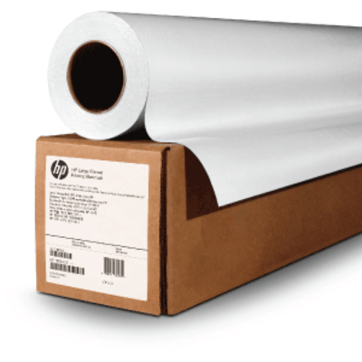 "Hp plotterpapier: Universal Coated Paper 24""x150'"