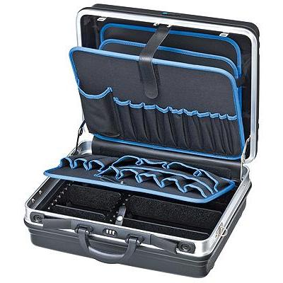 Knipex Tool Case Basic, 15 Kg max, ABS, Black - Zwart