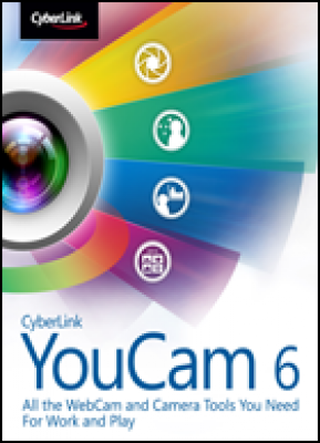Cyberlink video editor: YouCam 6 Standard (download versie)