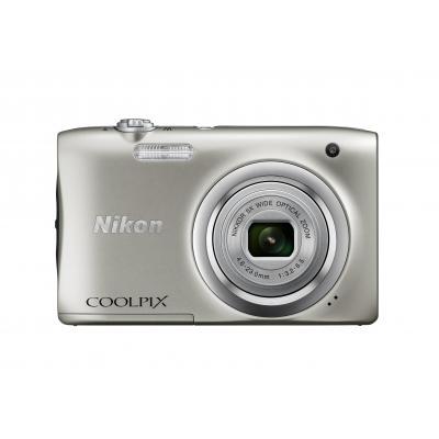 Nikon digitale camera: COOLPIX A100 - Zilver
