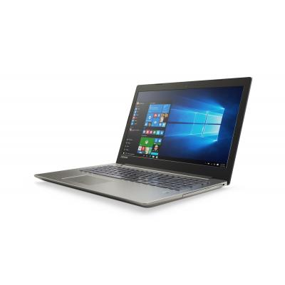 Lenovo laptop: IdeaPad 520 - Grijs