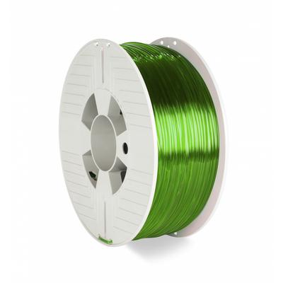 Verbatim 55065 3D printing material - Groen, Transparant