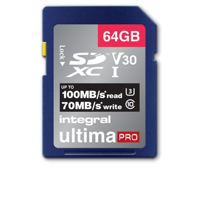 Integral INSDX64G-100/70V30 Flashgeheugen