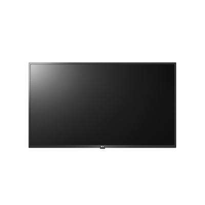 """LG 43"""", IPS, 3840x2160, 8 ms, HDMI, USB, RS-232C, RJ-45, 973x623x216 mm Public display - Zwart"""