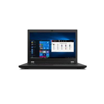 Lenovo ThinkPad P17 G2 CI7-11850H 32 / 1TB 17.3 W10P - QWERTY Laptop - Zwart