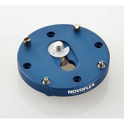 Novoflex Q=PLATE QPL 6X6 statief accessoire