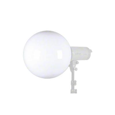 Walimex softbox: Universal Spherical Diffuser Electra small - Wit
