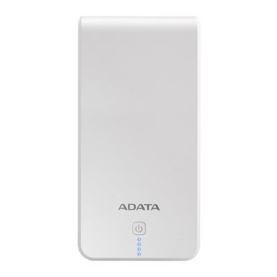 Adata powerbank: P20100 - Wit
