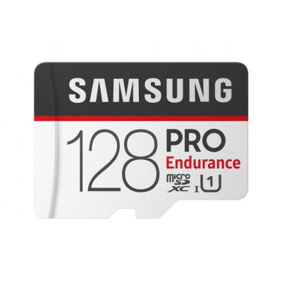 Samsung flashgeheugen: 128 GB MicroSD - Zwart, Wit