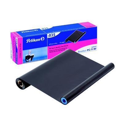 Pelikan faxlint: 1 TTR Refill - Zwart