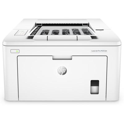 HP LaserJet Pro M203dn Laserprinter - Wit