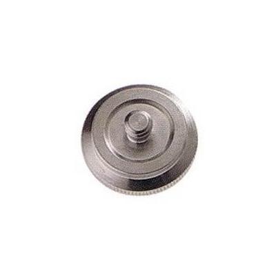 """Novoflex MiniConnect Coupling piece 3/8"""" Statief accessoire - Zilver"""