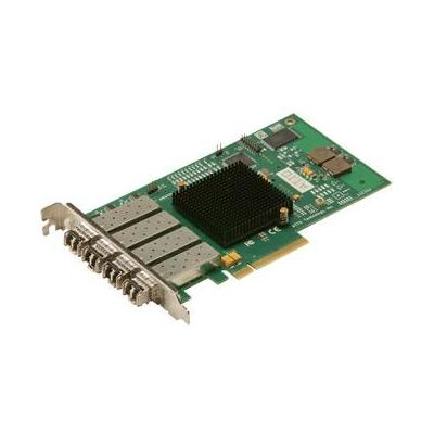 Atto Quad-Channel 8Gb/s Fibre Channel PCIe 2.0 Host Adapter Interfaceadapter