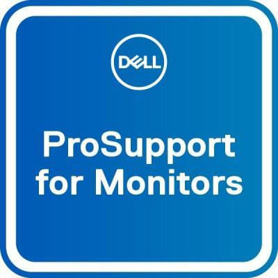 Dell garantie: 3Y Advanced Exchange – 3Y ProSupport Advanced Exchange