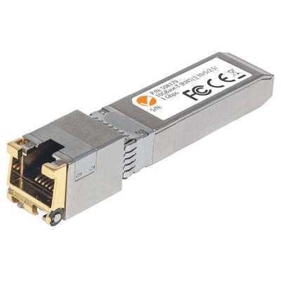 Intellinet 10 Gigabit Copper SFP+ Transceiver Module, 10GBase-T (RJ45) Port, 30m, up to 10 Gbps Data-Transfer .....