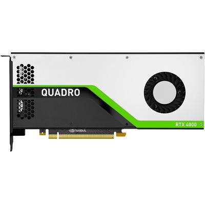 HP NVIDIA Quadro RTX 4000 8GB (3)DP+USBc Videokaart