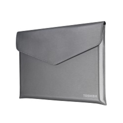 "Dynabook 15.6"", 414 x 276 x 15mm, Zilver Laptoptas"