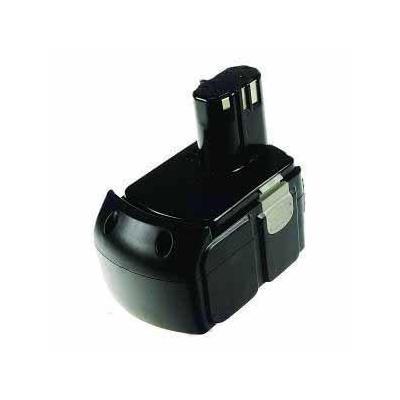 2-power batterij: Power Tools Battery, Li-Ion, 18V, 3000mAh, Black - Zwart