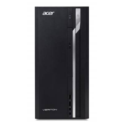 Acer pc: Veriton ES2710G - Zwart, QWERTY