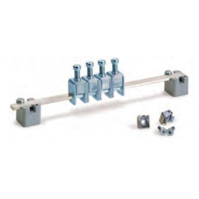 Retex Copper grounding bar Rack toebehoren - Grijs