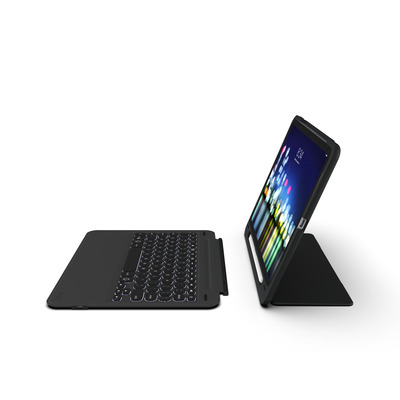 ZAGG Slim Book Go Mobile device keyboard - Zwart