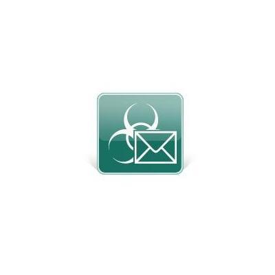 Kaspersky Lab Security for Mail Server, 20-24U, 3Y, CROS Software licentie