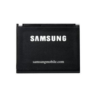 Samsung mobile phone spare part: Battery for F490/ M8800 Pixon - Zwart