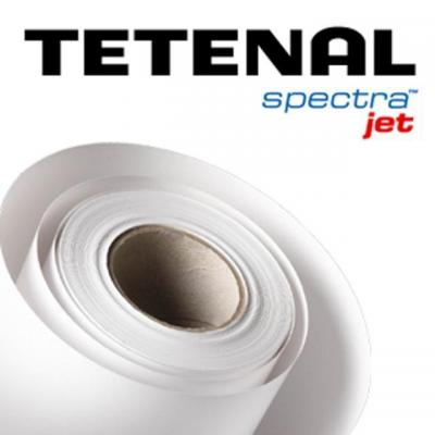 Tetenal printbaar textiel: Spectra Jet Roll 111.8 cm x 12 m, 350 g