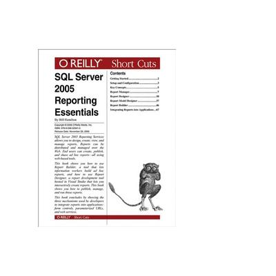O'reilly boek: Media SQL Server 2005 Reporting Essentials - eBook (PDF)