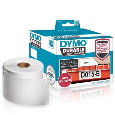 Dymo labelprinter tape: LW - Wit