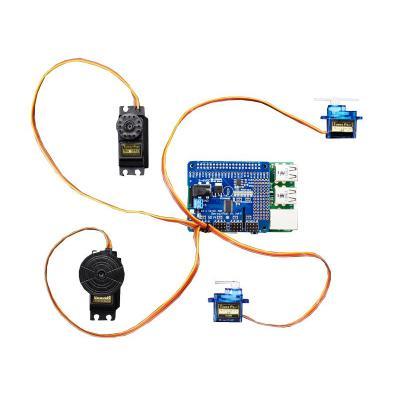 Adafruit : 16-Channel PWM / Servo HAT for Raspberry Pi - Mini Kit