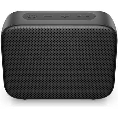 HP zwarte Bluetooth-speaker 350 Draagbare luidspreker