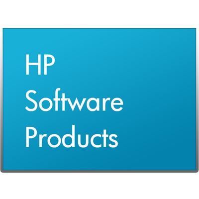 HP Access Control Enterprise 1-9 License E-LTU Software licentie