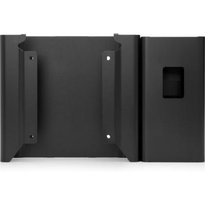 HP Desktop Mini Dual VESA Sleeve v3 with PSH Montagekit - Zwart