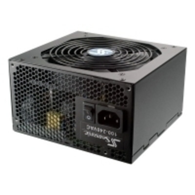 Seasonic power supply unit: S12II-620Bronze - Zwart
