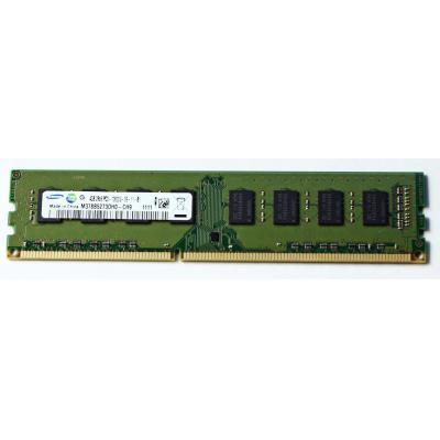 Samsung RAM-geheugen: DDR3 4GB, PC1333