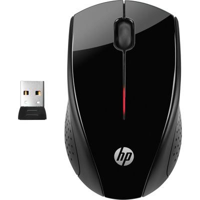 HP X3000 Computermuis - Zwart