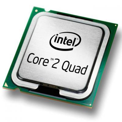 Acer processor: Intel Core 2 Quad Q9550