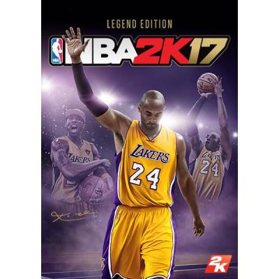 2k game: NBA17 Legend Edition PC