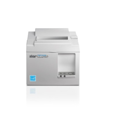 Star Micronics TSP143IIIBI-230 Pos bonprinter - Wit