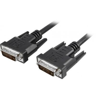 Techly ICOC DVI-8105 DVI kabels